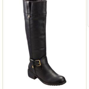 Rampage Matangi knee high boots